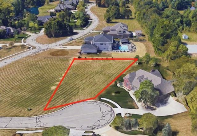 Lot 5 Foster Branch Woods, Pendleton, IN 46064 (MLS #21562131) :: The ORR Home Selling Team