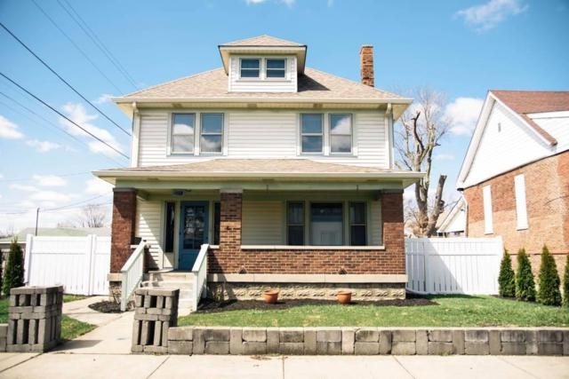 1018 Laurel Street, Indianapolis, IN 46203 (MLS #21562198) :: Indy Scene Real Estate Team