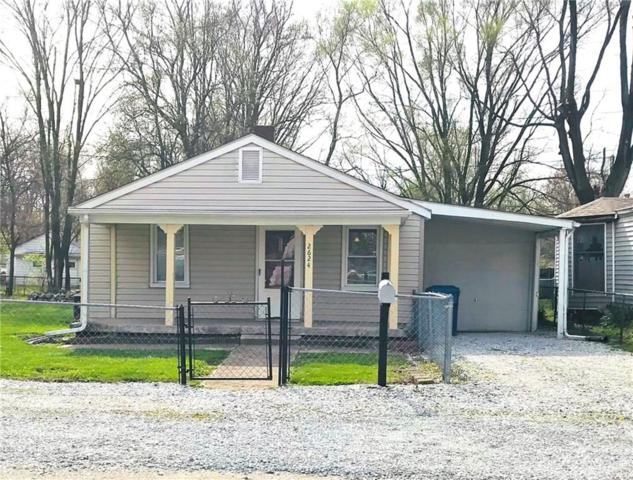 2624 S Foltz Street, Indianapolis, IN 46241 (MLS #21562265) :: The Evelo Team