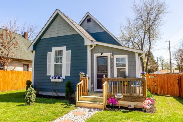 1741 Spruce Street, Indianapolis, IN 46203 (MLS #21562279) :: RE/MAX Ability Plus