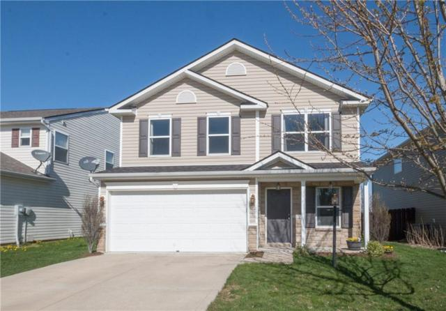 15500 Old Pond Circle, Noblesville, IN 46060 (MLS #21562308) :: RE/MAX Ability Plus