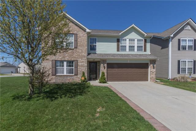 5697 Loudon Drive, Indianapolis, IN 46235 (MLS #21562324) :: RE/MAX Ability Plus