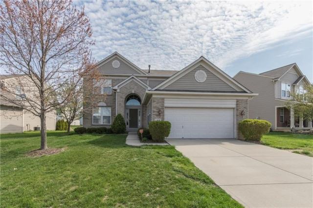 14016 Avalon East Drive, Fishers, IN 46037 (MLS #21562331) :: RE/MAX Ability Plus