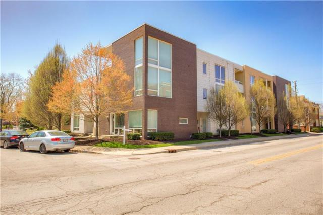 932 N Broadway Street #15, Indianapolis, IN 46202 (MLS #21562413) :: The Evelo Team