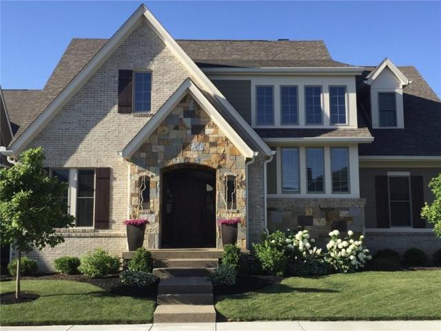 3443 Woodham Place, Carmel, IN 46033 (MLS #21562419) :: Indy Plus Realty Group- Keller Williams