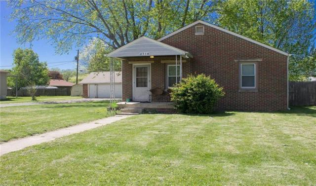 2714 Mars Hill Street, Indianapolis, IN 46241 (MLS #21562594) :: Indy Plus Realty Group- Keller Williams