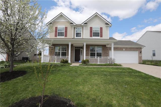 11028 Chandler Way, Fishers, IN 46038 (MLS #21562618) :: RE/MAX Ability Plus