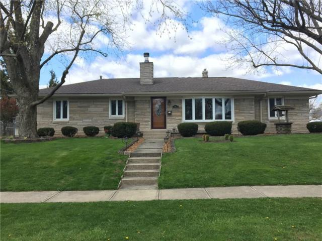 302 S 4th Avenue, Beech Grove, IN 46107 (MLS #21562647) :: RE/MAX Ability Plus