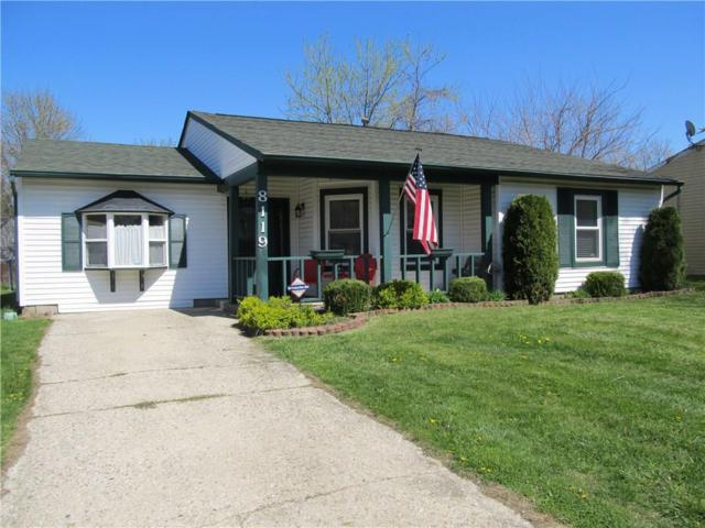 8119 Sheroak Court, Indianapolis, IN 46227 (MLS #21562759) :: RE/MAX Ability Plus