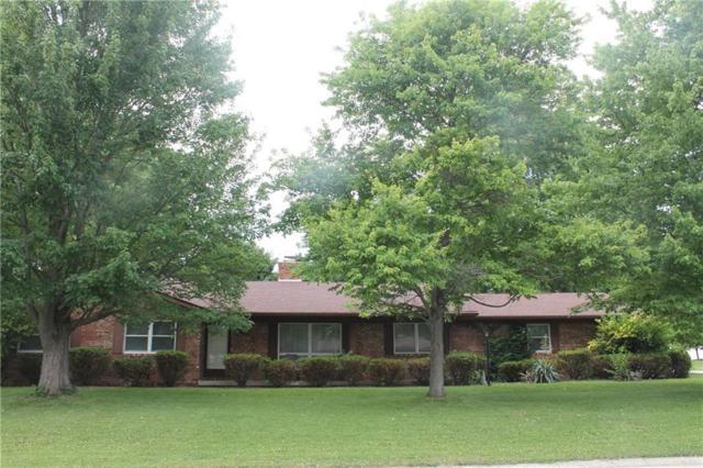 1006 Mohr Street, Shelbyville, IN 46176 (MLS #21562797) :: The ORR Home Selling Team