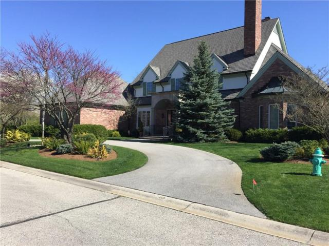 149 Willowgate Lane, Indianapolis, IN 46260 (MLS #21562798) :: Mike Price Realty Team - RE/MAX Centerstone