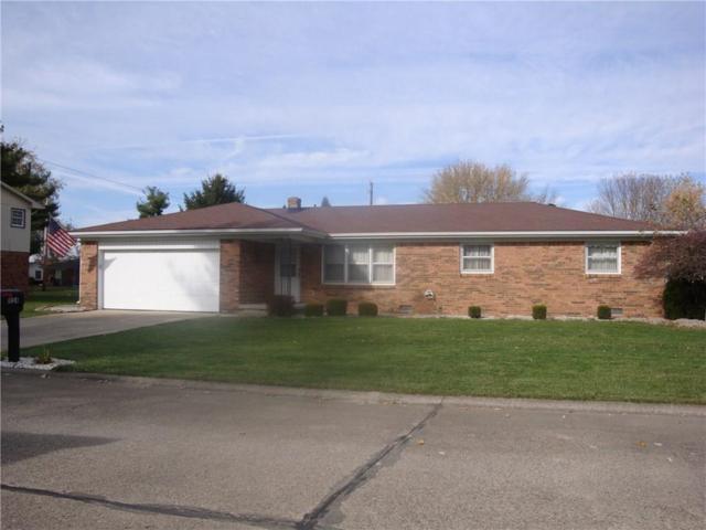 1024 School Street, Shelbyville, IN 46176 (MLS #21562807) :: The ORR Home Selling Team