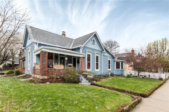 859 Broadway Street, Indianapolis, IN 46202 (MLS #21562822) :: RE/MAX Ability Plus
