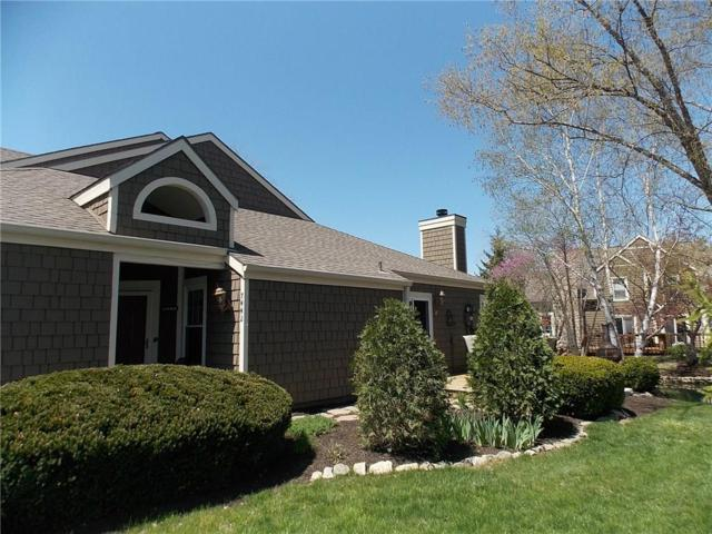 7442 Quincy Court, Indianapolis, IN 46254 (MLS #21562890) :: The Evelo Team