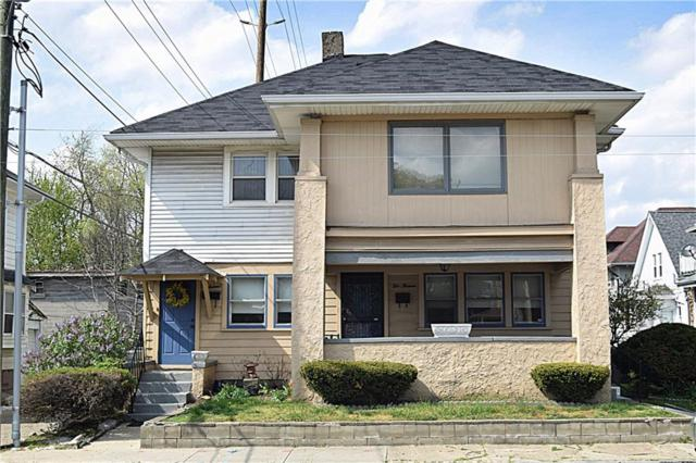 216 W 31ST Street, Indianapolis, IN 46208 (MLS #21562900) :: The Evelo Team