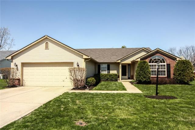580 E Quail Ridge Drive, Westfield, IN 46074 (MLS #21562907) :: RE/MAX Ability Plus