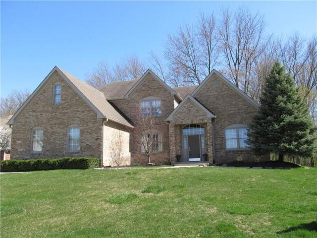 375 Mallard Court, Carmel, IN 46032 (MLS #21562912) :: The ORR Home Selling Team