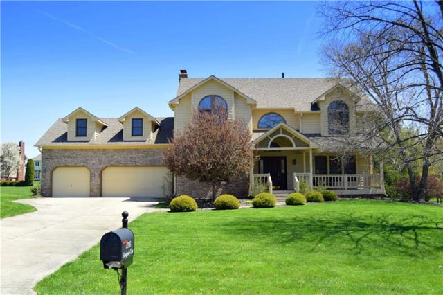 12118 Kingfisher Court, Indianapolis, IN 46236 (MLS #21563095) :: Indy Plus Realty Group- Keller Williams