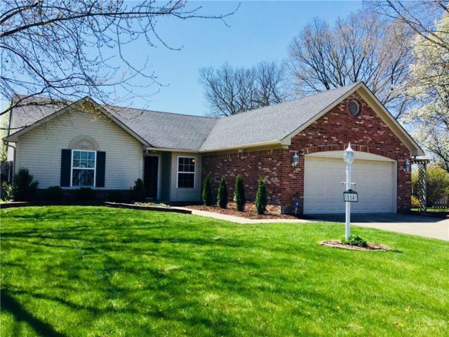 114 W Delaware Street, Fortville, IN 46040 (MLS #21563187) :: The ORR Home Selling Team