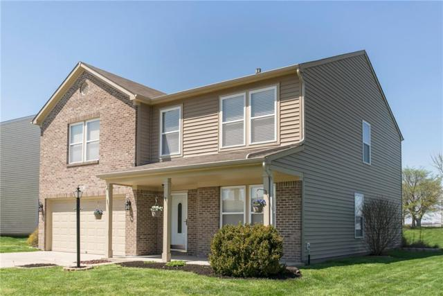 116 Parkview Drive, Danville, IN 46122 (MLS #21563195) :: The Evelo Team