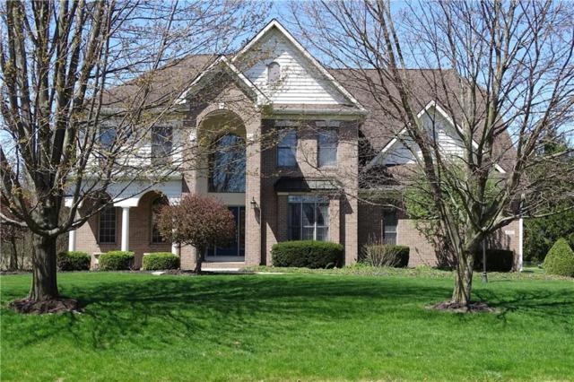 301 S Pinehurst Lane, Yorktown, IN 47396 (MLS #21563238) :: The ORR Home Selling Team