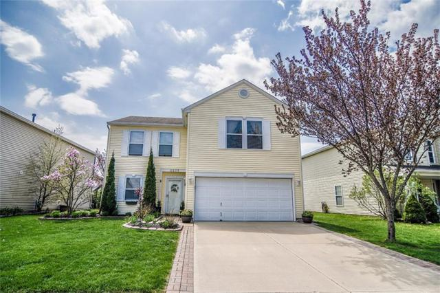 9255 W Rising Sun Drive, Pendleton, IN 46064 (MLS #21563311) :: The Evelo Team
