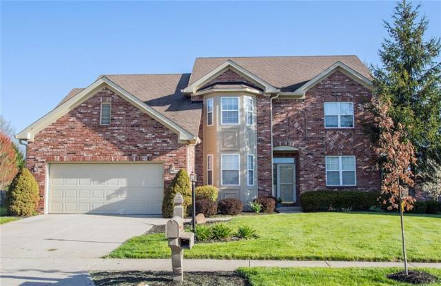 7166 Summer Oak Drive, Noblesville, IN 46060 (MLS #21563354) :: Mike Price Realty Team - RE/MAX Centerstone
