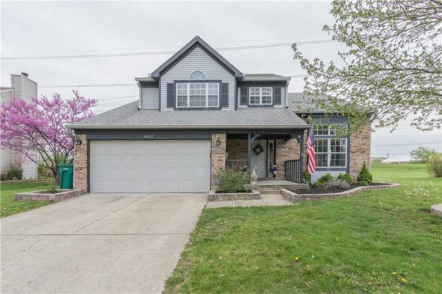 4627 Eagles Watch Lane, Indianapolis, IN 46254 (MLS #21563360) :: RE/MAX Ability Plus