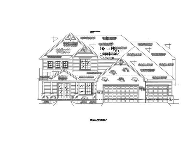 6208 W Foster Ridge Lane, Pendleton, IN 46064 (MLS #21563373) :: The ORR Home Selling Team