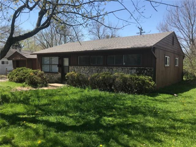 4736 N Kenyon Drive, Indianapolis, IN 46226 (MLS #21563450) :: RE/MAX Ability Plus