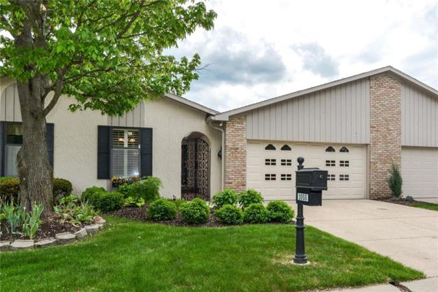 1055 Carters Grove #4, Indianapolis, IN 46260 (MLS #21563462) :: Indy Scene Real Estate Team