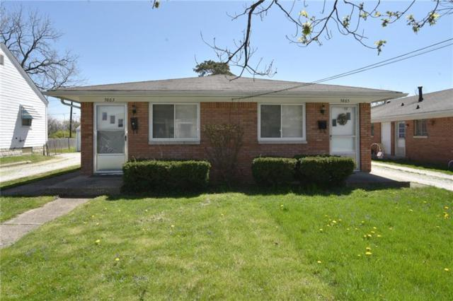 5863 W Morris Street, Indianapolis, IN 46241 (MLS #21563481) :: RE/MAX Ability Plus