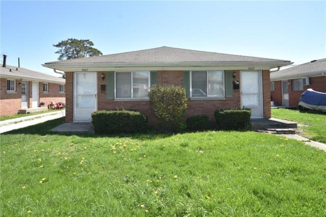 5867 W Morris Street, Indianapolis, IN 46241 (MLS #21563482) :: RE/MAX Ability Plus