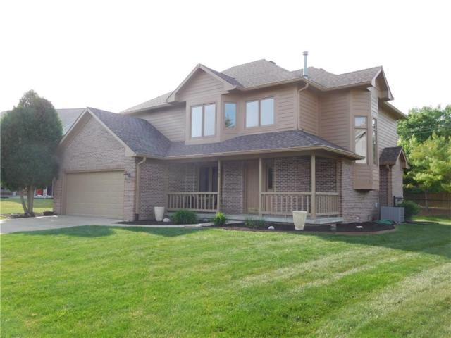 1069 Hudson Bay Drive, Greenwood, IN 46143 (MLS #21563522) :: Indy Plus Realty Group- Keller Williams
