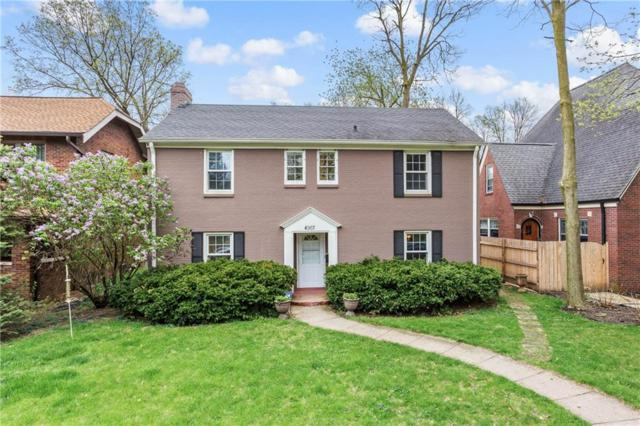 4367 Central Avenue, Indianapolis, IN 46205 (MLS #21563549) :: Indy Scene Real Estate Team