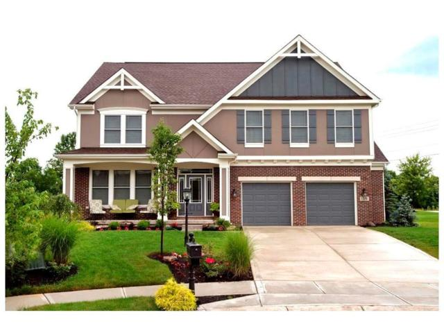 12650 Misty Ridge Court, Fishers, IN 46037 (MLS #21563563) :: RE/MAX Ability Plus