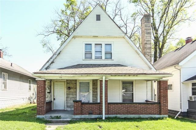 1311 W 33RD Street, Indianapolis, IN 46208 (MLS #21563593) :: FC Tucker Company