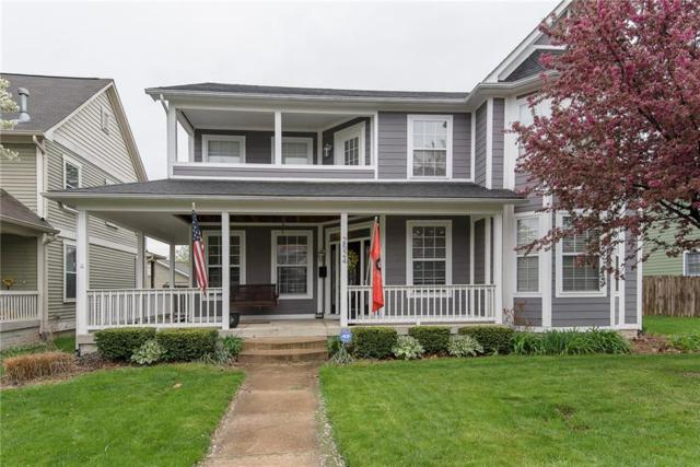2524 N New Jersey Street, Indianapolis, IN 46205 (MLS #21563632) :: The ORR Home Selling Team
