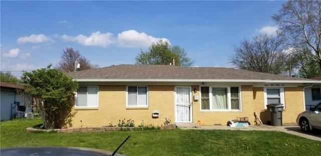 2833 S Oakland Avenue, Indianapolis, IN 46203 (MLS #21563640) :: RE/MAX Ability Plus
