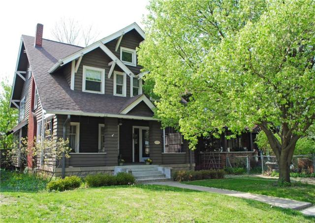 322 N Ritter Avenue, Indianapolis, IN 46219 (MLS #21563650) :: Indy Plus Realty Group- Keller Williams