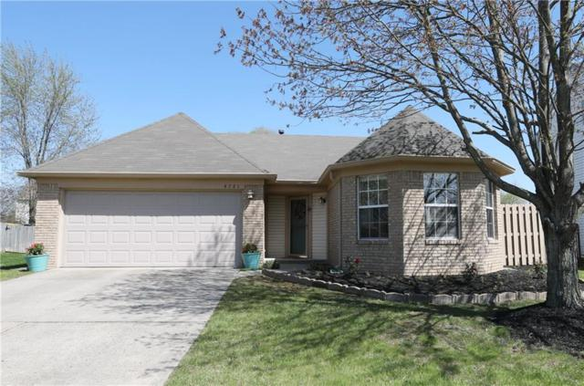 4721 Eagles Watch Drive, Indianapolis, IN 46254 (MLS #21563662) :: RE/MAX Ability Plus