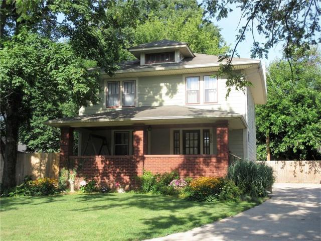 970 N Arlington Avenue, Indianapolis, IN 46219 (MLS #21563704) :: Indy Scene Real Estate Team
