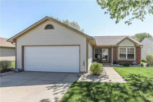 1505 Green Spring Way, Greenwood, IN 46143 (MLS #21563742) :: The Evelo Team