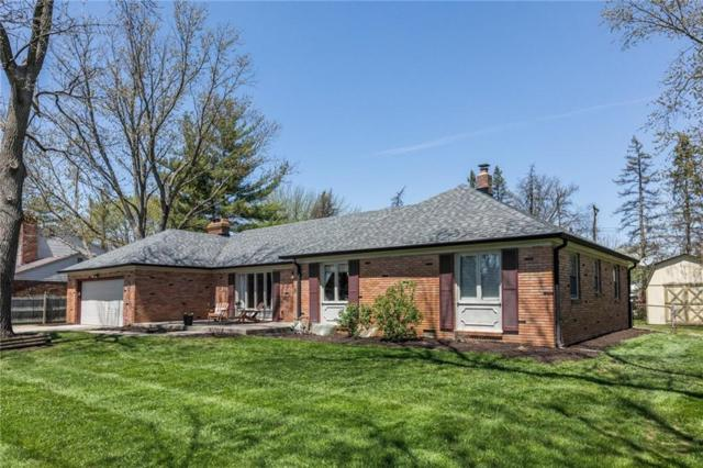 6050 E 65TH Place, Indianapolis, IN 46220 (MLS #21563767) :: RE/MAX Ability Plus