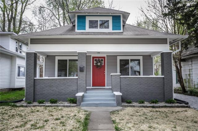 4057 Graceland Avenue, Indianapolis, IN 46208 (MLS #21563792) :: The Evelo Team