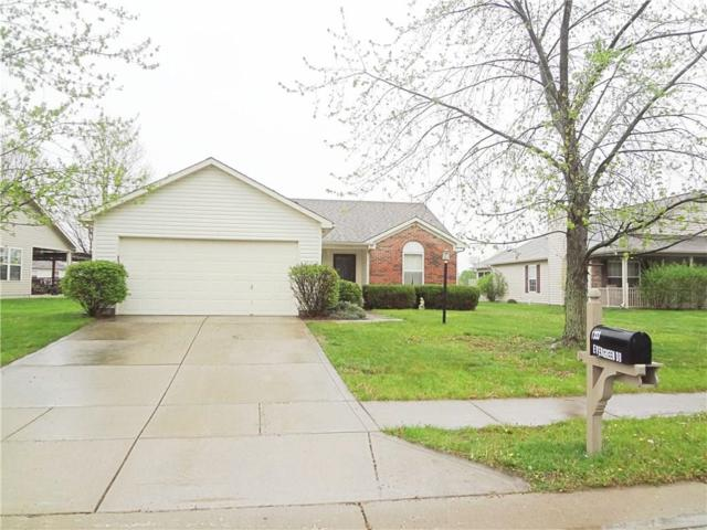 1333 Evergreen Drive, Greenfield, IN 46140 (MLS #21563821) :: RE/MAX Ability Plus