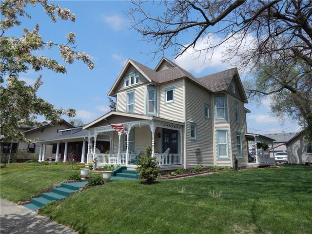 728 W Main Street, Greenfield, IN 46140 (MLS #21563828) :: The ORR Home Selling Team