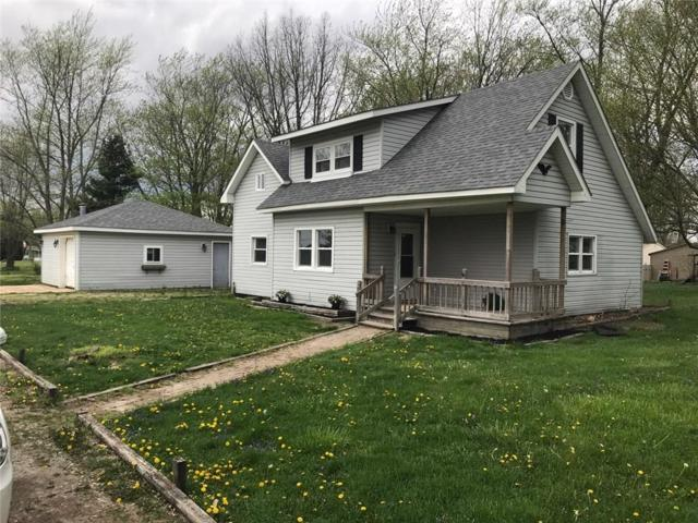 706 Madison Street, Frankton, IN 46044 (MLS #21563968) :: The ORR Home Selling Team