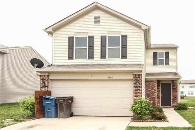 3406 Black Forest Lane, Indianapolis, IN 46239 (MLS #21564062) :: The Evelo Team