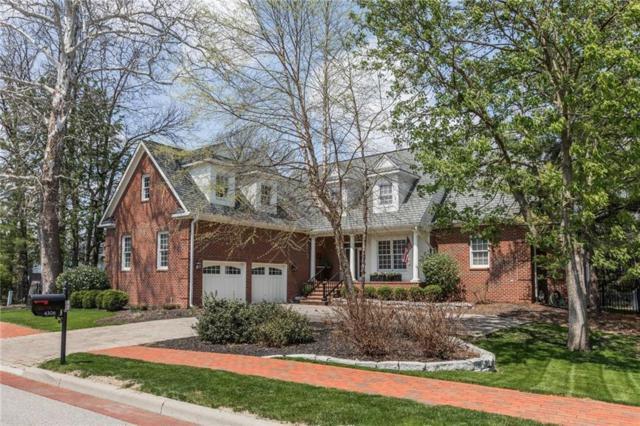 4308 Heyward Lane, Indianapolis, IN 46250 (MLS #21564192) :: Indy Scene Real Estate Team